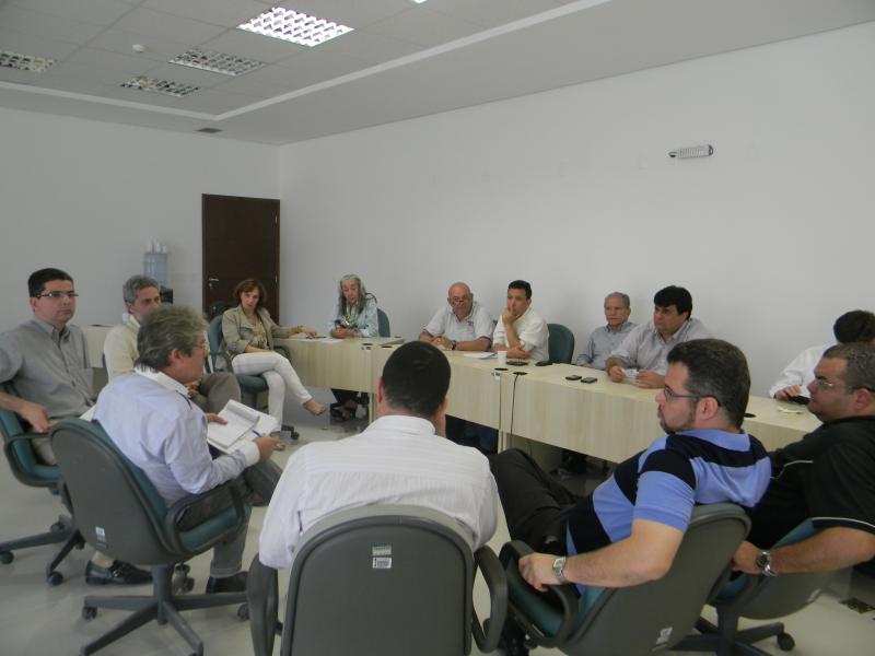 Médicos do HRA Reunidos com o Simepe e o Cremepe