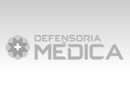 Foto: Logomarca da Defensoria Médica