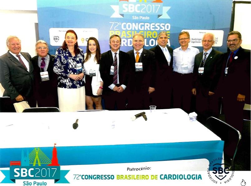 foto congresso cardiologia