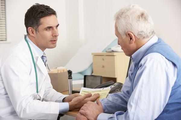 como médico de próstata